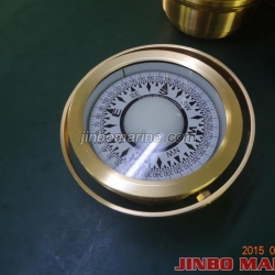 Brass-Magnetic-Compass-in-Wooden-Box-2