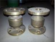 Marine Sounding Accessories, Foot Valve