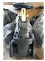 Marine Cast Steel Gate Valve JIS F7363C 5K