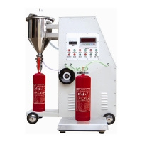 Fire Extinguisher Maintenance Machine