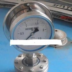 marine-diaphragm-pressure-gauge